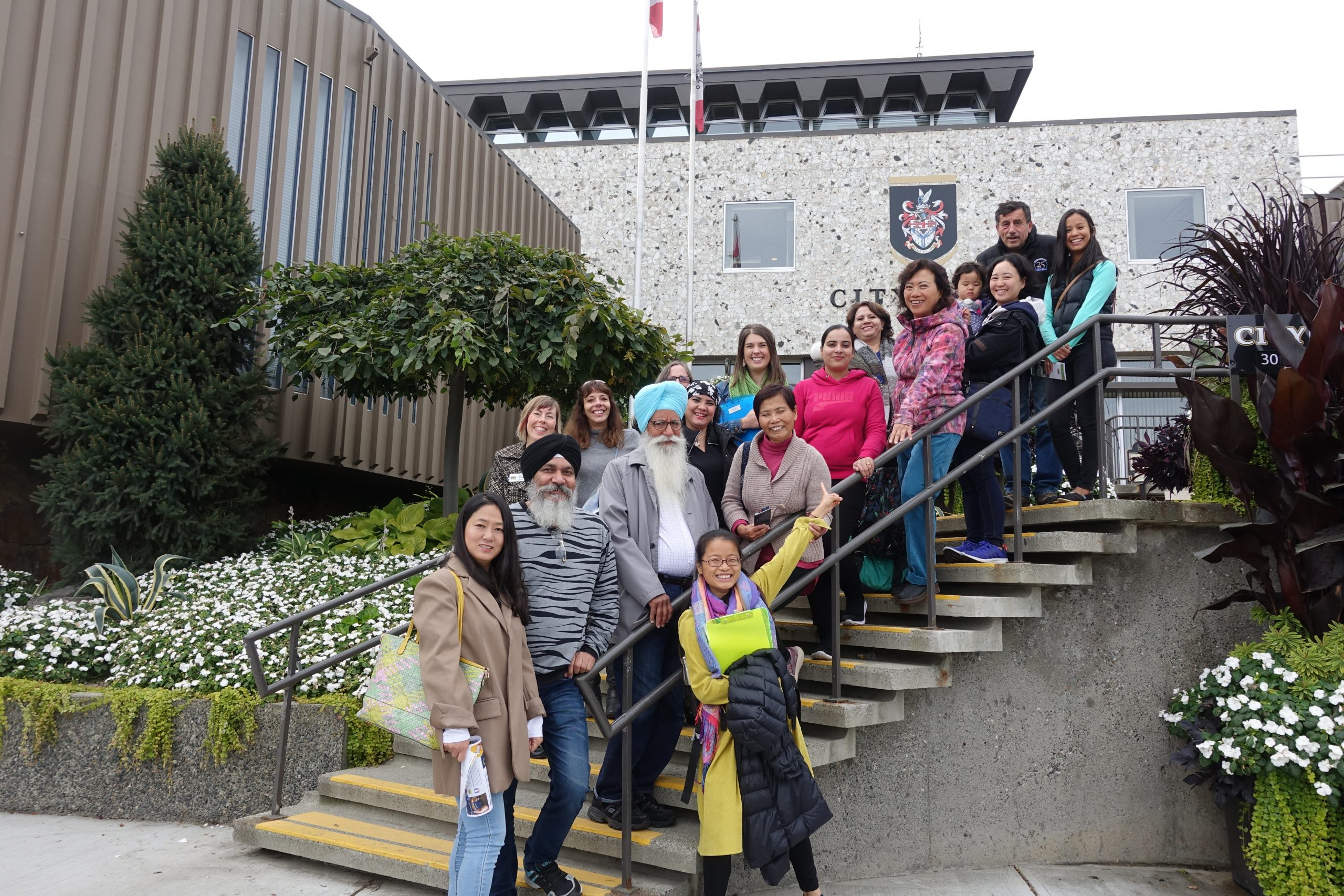 Cultural field trip-City Hall-20191001-1